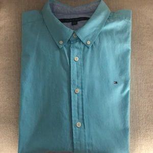 Tommy Hilfiger Men's short sleeved shirt